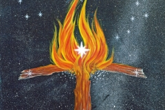 Nahookos Biko' - Central Fire Of The Sky – Polaris, The North Star